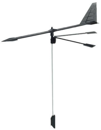 """EX3044 - 10""""Hawk wind indicator"""