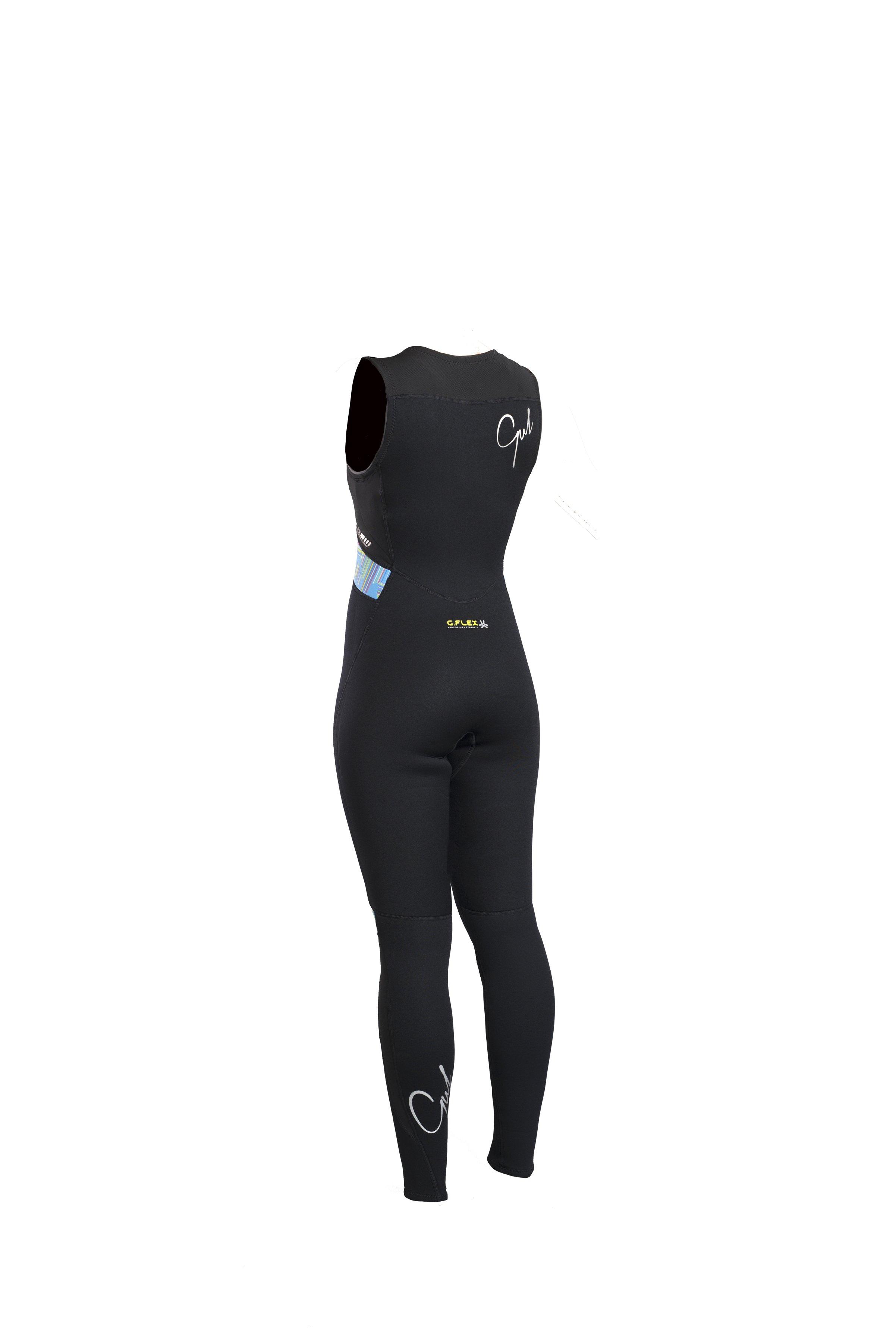 Gul Response 3mm Ladies Fl Long John Wetsuit   Re4314-B4