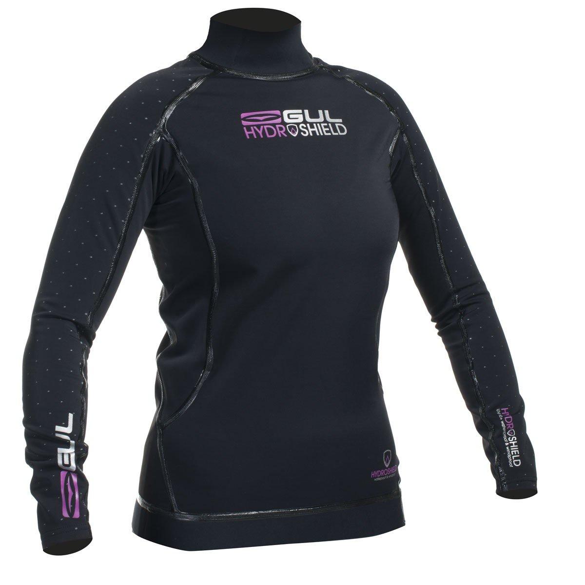 Gul Hydroshield Ladies Pro Waterproof Thermal Long Sleeve Rashvest   Ac0095-A5