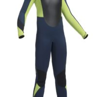 Gul Response Junior 5/3mm Bs Wetsuit   Re1218-B1