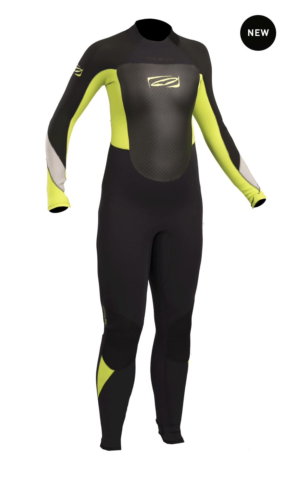 Gul Response Junior 4/3mm Bs Wetsuit   Re1249-B4
