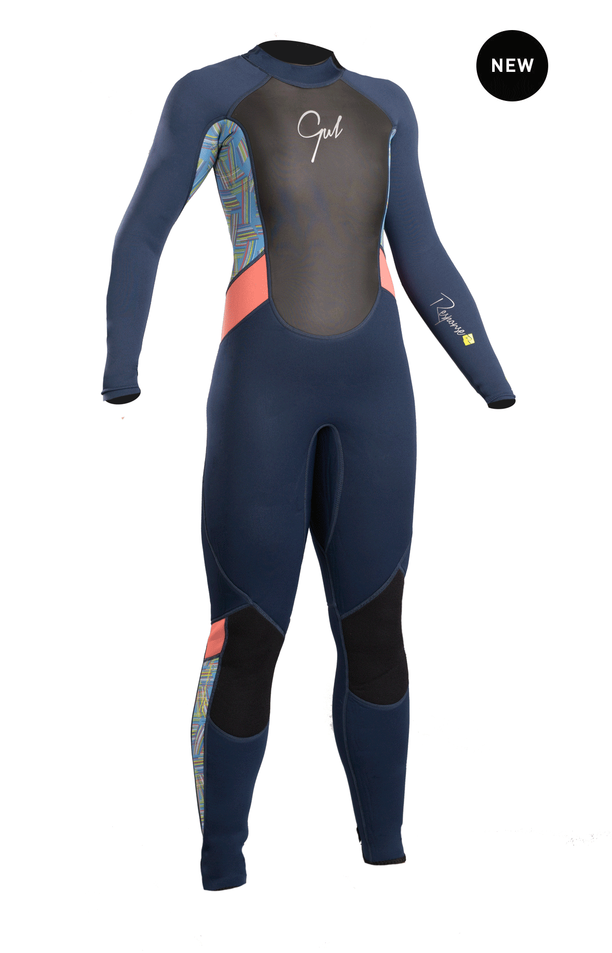 Gul Response Junior Girls 3/2mm Fl Wetsuit    Re1323-B4