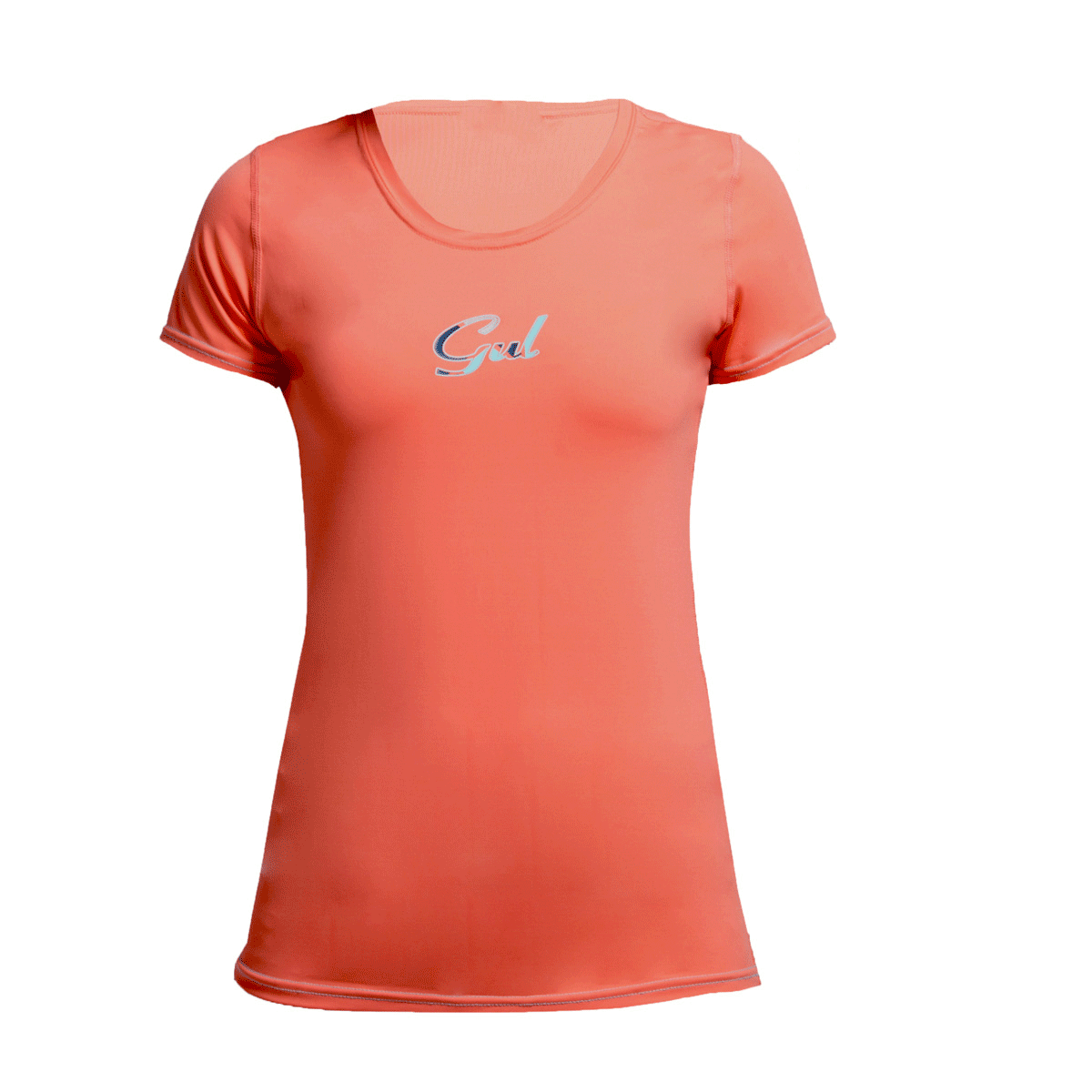 Gul Ladies Tee Fit Rashguard   Rg0367-B2